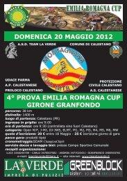 domenica 20 maggio 2012 4° prova emilia romagna cup girone ...