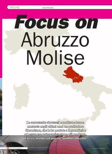 Focus Autocarrozzerie Abruzzo Molise - Marketing & Telematica