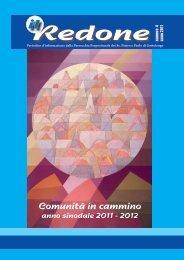 Redone n. 4 anno 2011 - Parrocchia GOTTOLENGO
