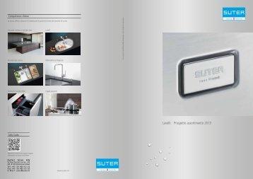 Lavelli: Prospetto assortimento 2013 - Suter Inox AG