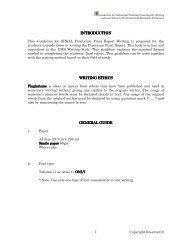 4 Guideline for LI Final Report Writing.pdf - Universiti Malaysia Sabah