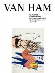 Katalog als PDF - VAN HAM Kunstauktionen