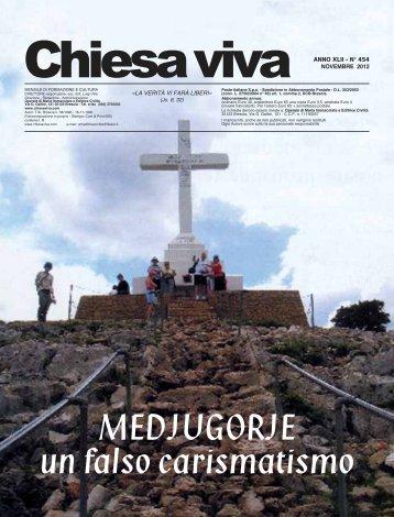 Novembre N°454 - Chiesa Viva