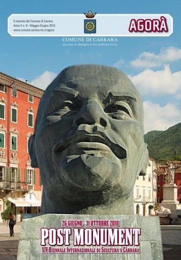 Agorà - Comune di Carrara