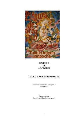 Pintura De Arco Iris.PDF - Escuela de Meditación