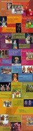 Program Schedule - Indira Gandhi National Centre for the Arts
