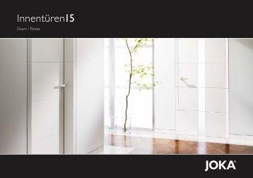 Weiße Türen - Die Treppenwerkstatt