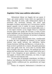 Capitolo 4 - Una casa editrice alternativa.(.pdf) - Panificio Chicco