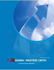 Annual Report 2008 - 2009 - nrail