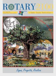 No. 10 maggio 2010 Inserito il 25 giugno, 2012 - Rotary Club Napoli ...