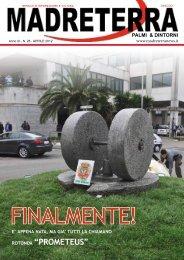 madreterra numero 28 - aprile 2012 - Madreterranews.it