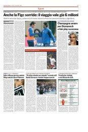 19/11/2007 Campionato 13a Giornata: Girone I - serie d news