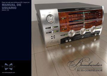 MANUAL DE USUARIO - Stillwell Audio