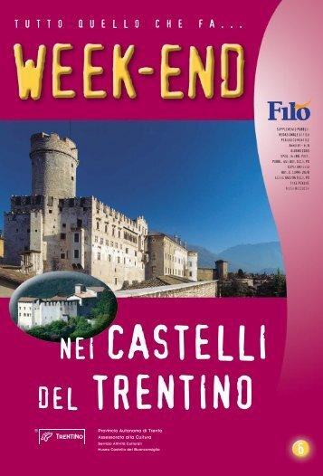 Musica nei Castelli - Trentino Cultura
