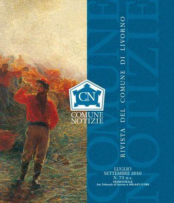 CN 72 2010 - Comune di Livorno