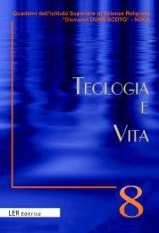 Teologia e Vita Marzo 2006 - Diocesi di Nola