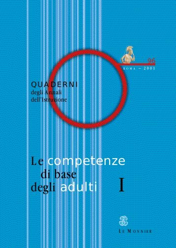 le competenze degli adulti 1 - Boviocolletta.It