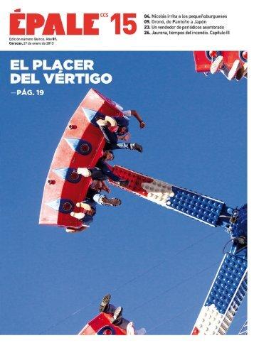 Descarga aquí el PDF ÉPALE 27/01/13 - Ciudad CCS