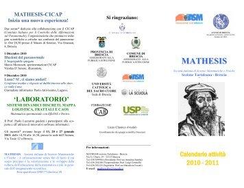 Brescia - Mathesis