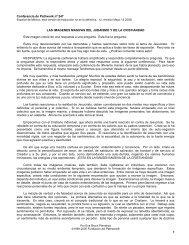 Imágenes masivas del judaísmo y de la cristiandad - Pathwork México