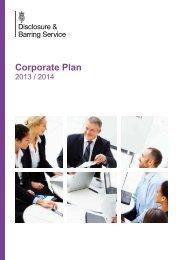 DBS_Corporate_Plan_2013_2014