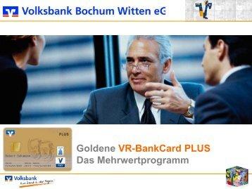 Händlerinformationen - Volksbank Bochum Witten eG