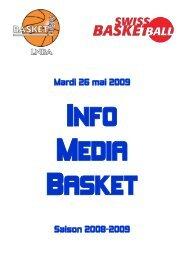 Mardi 26 mai 2009 Saison 2008-2009 - 1-2-3-4-5-6