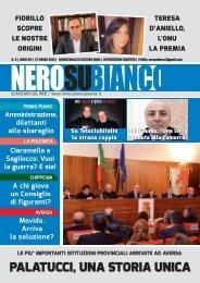 N.6 | Anno XVI | 17 Marzo 2013 - Nero su Bianco