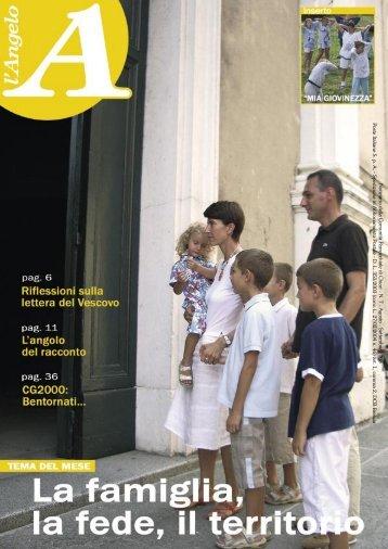 N. 7 - Agosto - Settembre 2005 P oste Italiane S. p. A. - Parrocchia di ...
