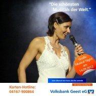 Informations-Flyer (pdf, 869 KB) - Volksbank Geest eG