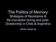 The Politics of Memory.pdf