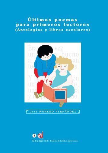 4 Últimos poemas para primeros lectores - Diputación Provincial de ...