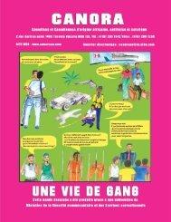 Bandes Desinées 2013 - Un vie de gang