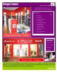 Europa Discount Store - Guindy World of Titan - Velachery