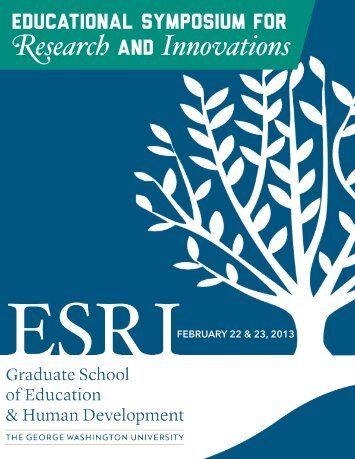 to download. - GSEHD - The George Washington University