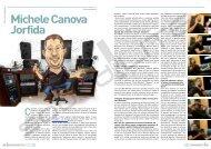 Michele Canova Jorfida - Sound&Lite