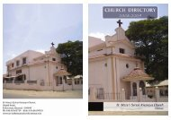 Arch Bishop Mor Sevarios Kuriakose - St. Mary's Syrian Knanaya ...