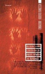 Diritti dei popoli indigeni - Fondazione Roberto Franceschi