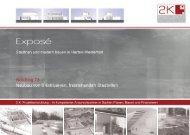 Exposé zum Bauprojekt (PDF-Format)