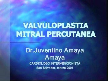 Valvuloplastia - Cardiología Clínica El Salvador