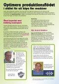 Titta på broschyren: Förbättra ditt produktionsflöde - Page 2