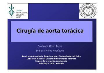 Presentación - Hospital General Universitario de Valencia.