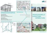 WEG-Flyer zum Download (1,8 MB) - VBW Bauen und Wohnen GMBH