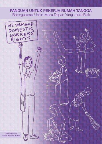 panduan untuk pekerja rumah tangga - Committee for Asian Women