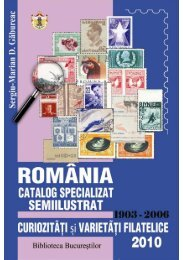 SERGIU-MARIAN D - Federatia Filatelica Romana
