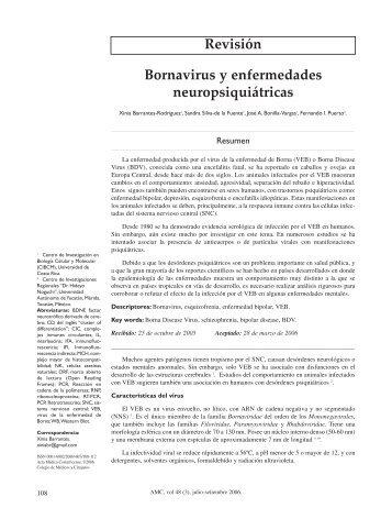 Acta Medica 48-3.qxd - Colegio de Médicos y Cirujanos de Costa Rica