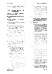 Capítulo C: Licencia de Navegante de vuelo 63.300 Requisitos ...