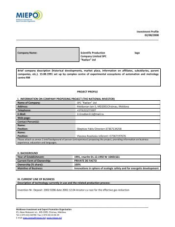 Asha New Project Proposal Template Part I Information About Your