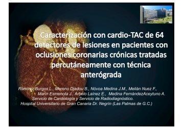 SCC09_files/TAC bea.pdf - Sociedad Canaria de Cardiología