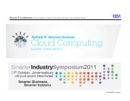 Cloud - IBM